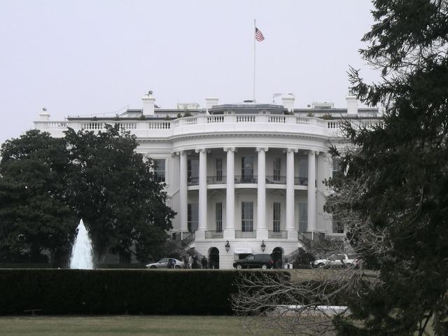 The white house landmark united states, places monuments.