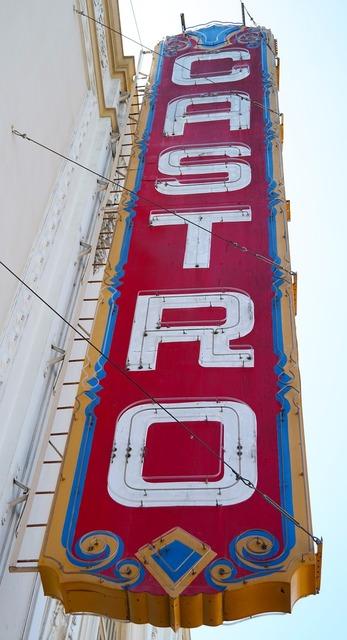 Theater castro old.