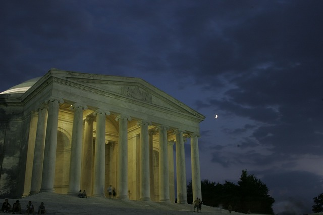 Thomas jefferson memorial memorial washington dc, places monuments.