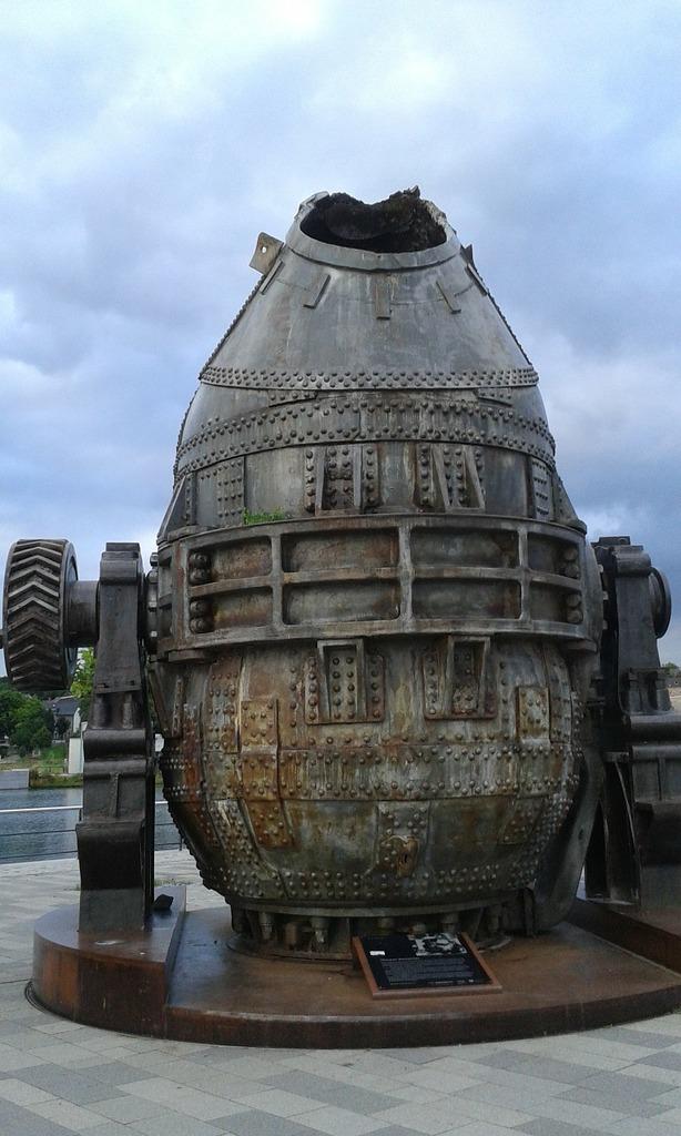 Thomas pear iron germany.