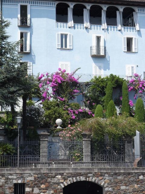 Ticino switzerland color, architecture buildings.
