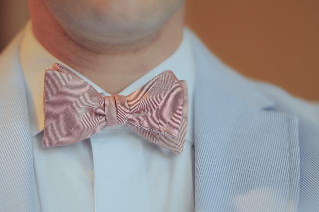 Tie fashion elegant, beauty fashion.