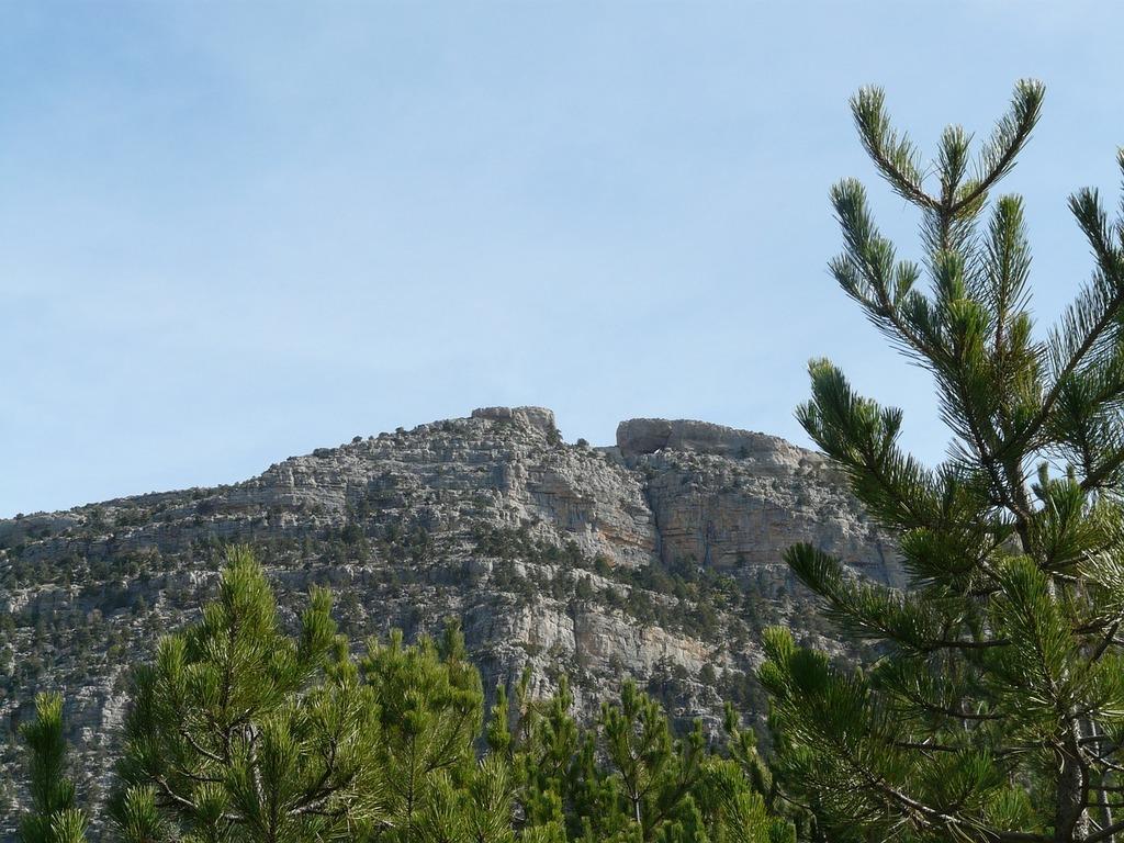 Tinaztepe mountain turkey, nature landscapes.