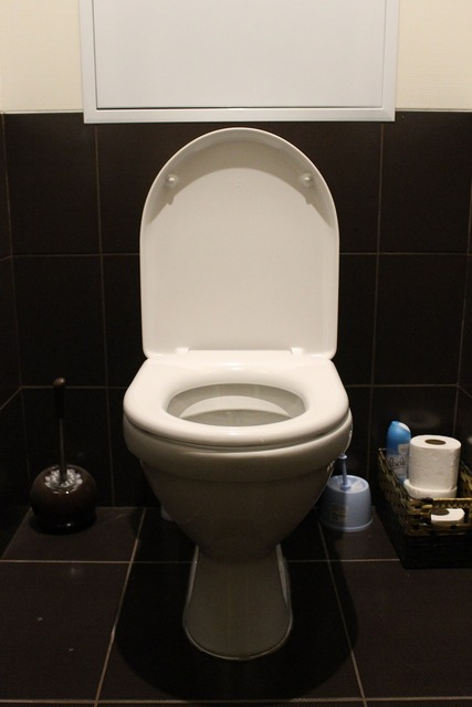 Toilet wc toilet room.