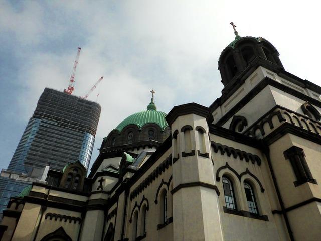 Tokyo resurrection cathedral tokyo koishikawa korakuen, religion.