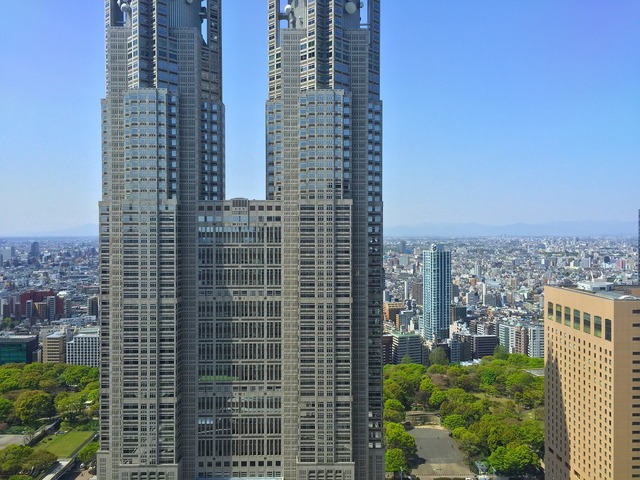 Tokyo skyline architecture, architecture buildings.