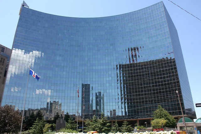 Toronto canada ontario, architecture buildings.