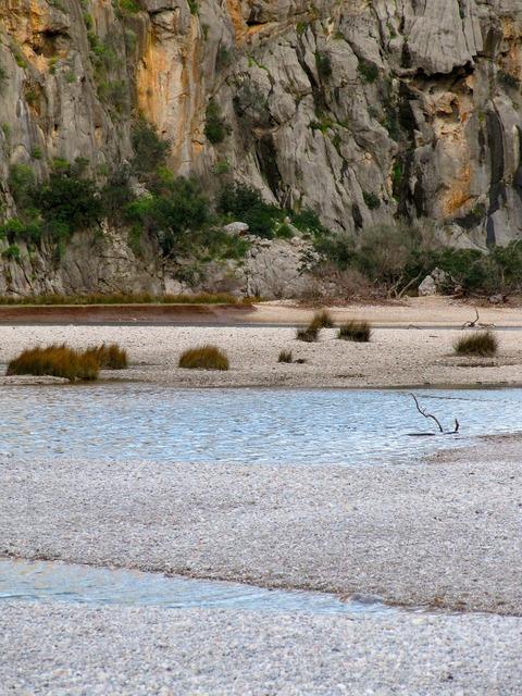 Torrent pareis mallorca water, nature landscapes.