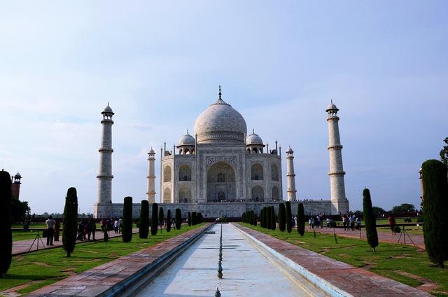 Tourism the taj mahal india taj mahal, travel vacation.