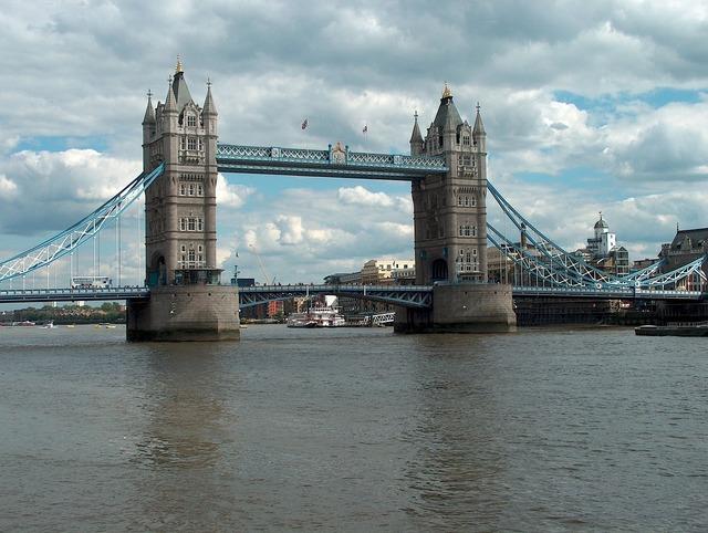 Tower bridge thames river, places monuments.