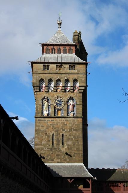 Tower castle architecture, architecture buildings.