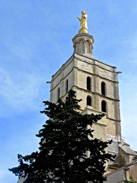 Tower church spire, religion.