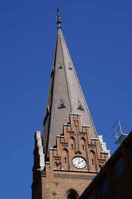 Tower church steeple, religion.