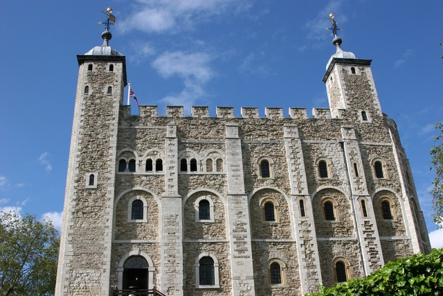 Tower hill castle england.