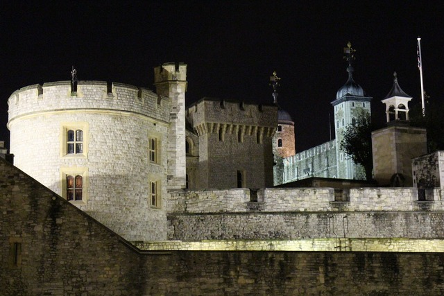 Tower of london historic building, architecture buildings.