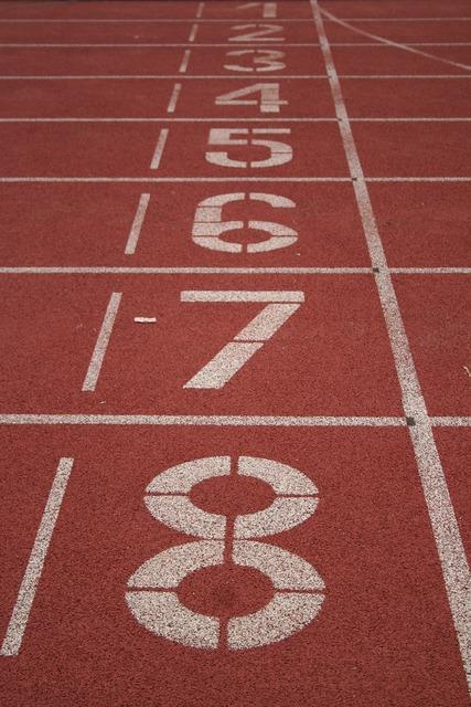 Track running sport, sports.