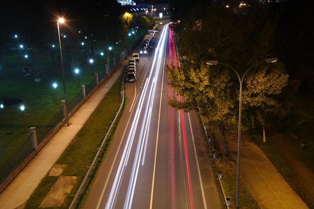 Traffic headlights cars, transportation traffic.