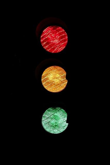 Traffic lights road sign red, transportation traffic.