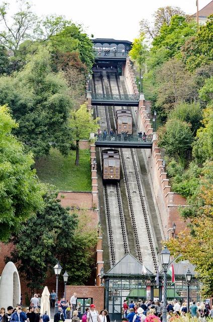 Train budapest hungary, transportation traffic.