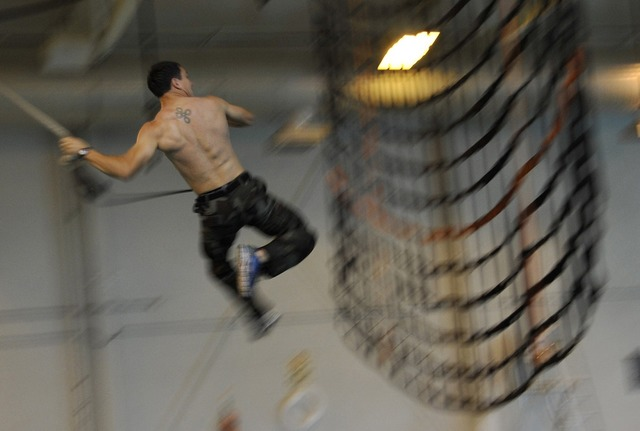 Training military navy, people.