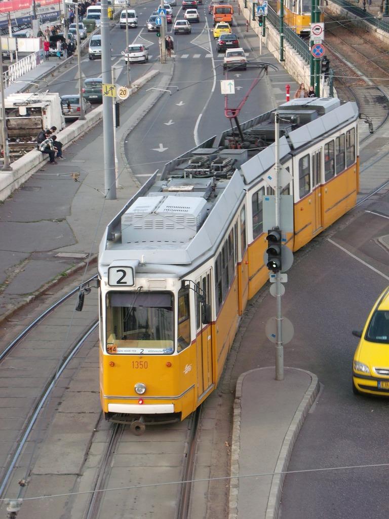 Tram street car, transportation traffic.