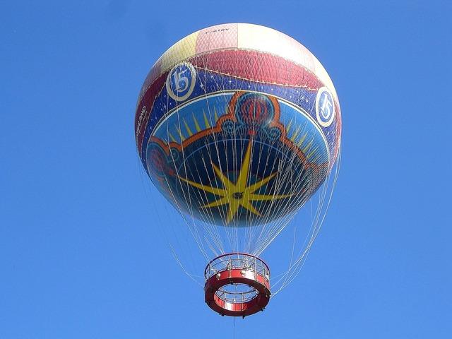 Transport hot air balloon star, transportation traffic.