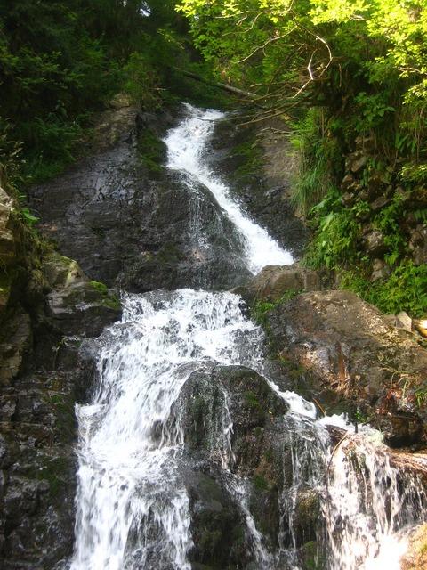 Transylvania romania cascada.