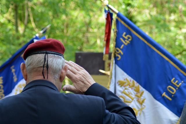 Tribute commemoration war.