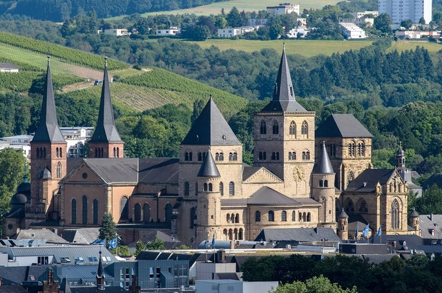 Trier church germany, religion.