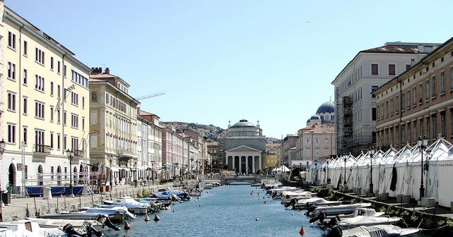 Trieste italy friuli.