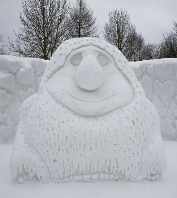 Troll snow giant.