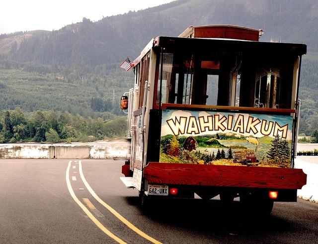 Trolly washington wahkiakum, transportation traffic.