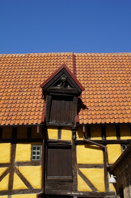 Truss fachwerkhaus old, architecture buildings.