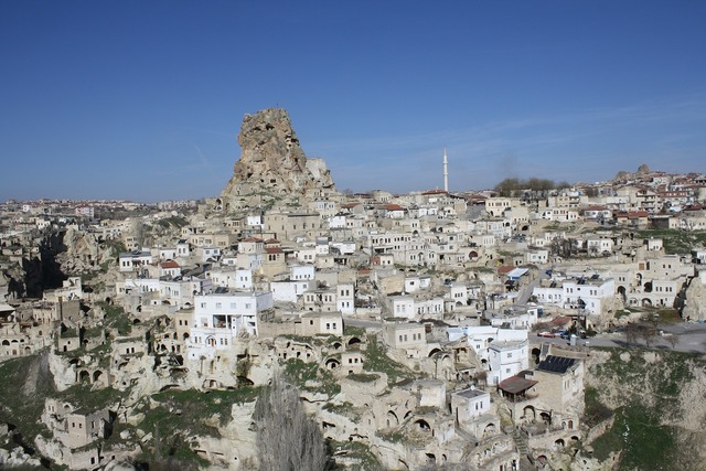 Turkey cappadocia ortahisar.