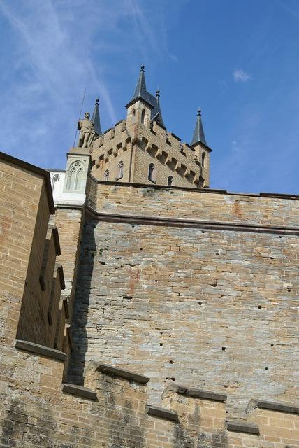 Turret tower lichtenstein.