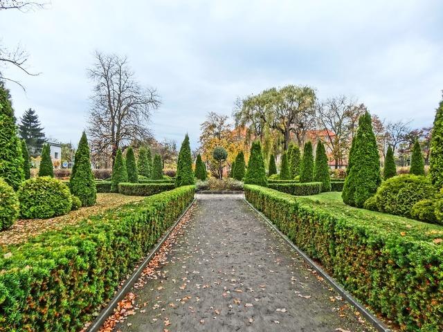 Turwid square bydgoszcz park.