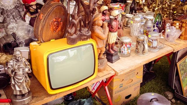 Tv television vintage.