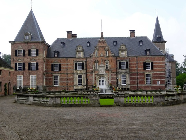 Twickel castle netherlands castle, architecture buildings.