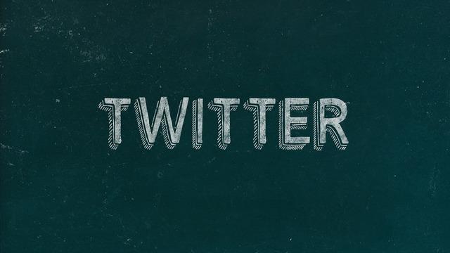 Twitter tweet social media.