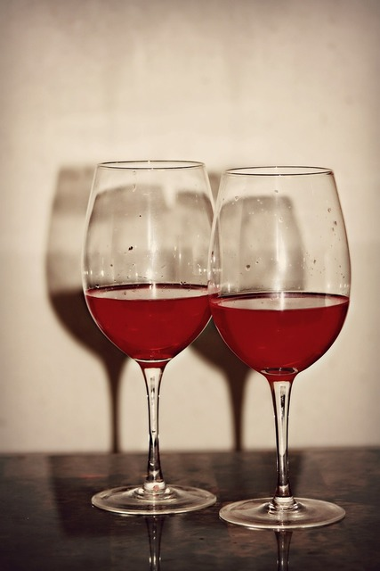 Two red wine.