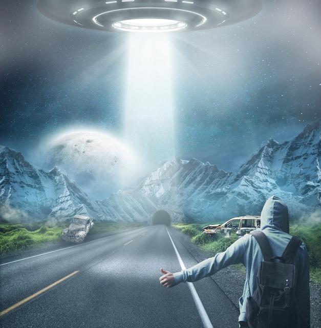 Ufo alien alie, science technology.