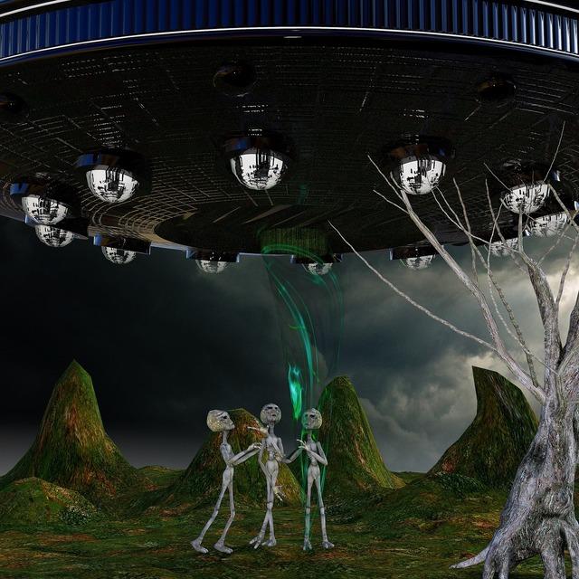 Ufo aliens area 51.