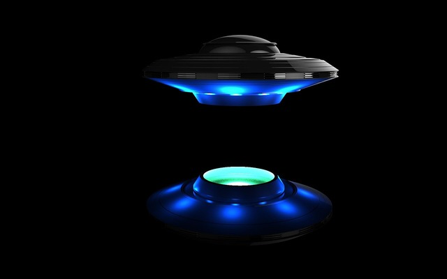 Ufo area 51 conspiracy.