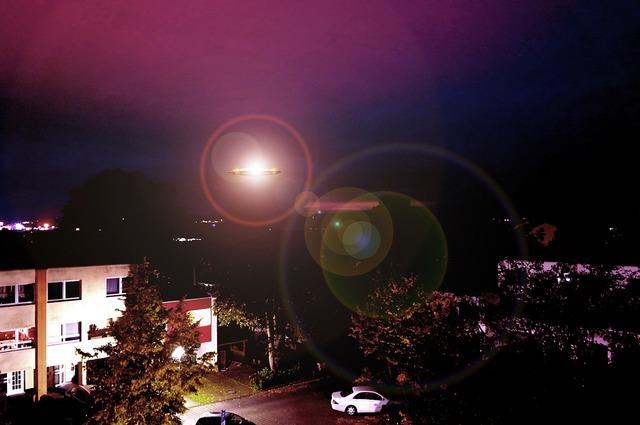 Ufo science fiction alien.