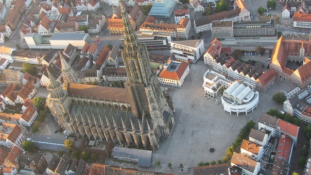 Ulm münster dom, architecture buildings.