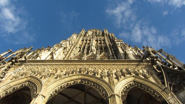 Ulm ulm cathedral church, religion.