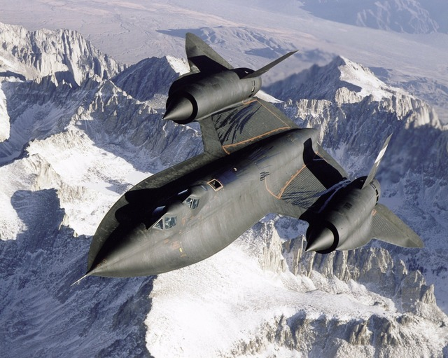 Ultra sonic airplane jet, science technology.
