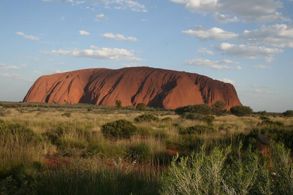 Uluru ayers rock australia.