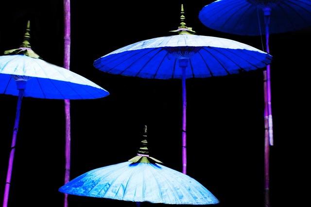 Umbrellas parasol beach umbrella, travel vacation.