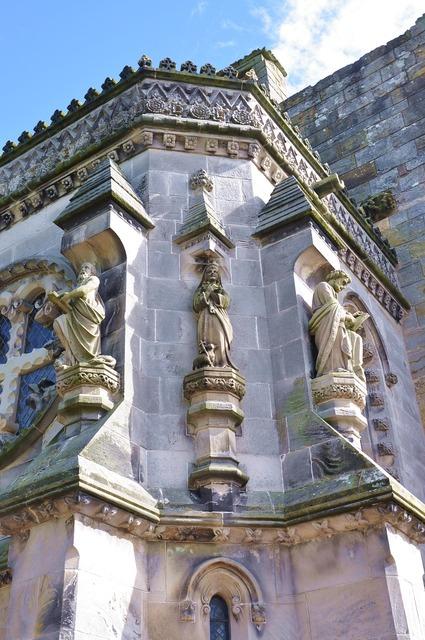 United kingdom scotland roslin, religion.